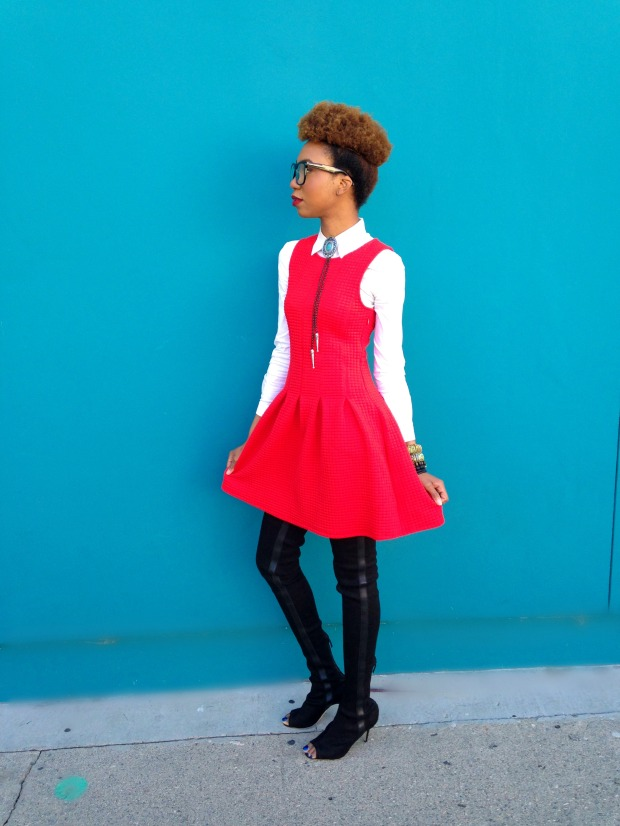 RED DRESS 22
