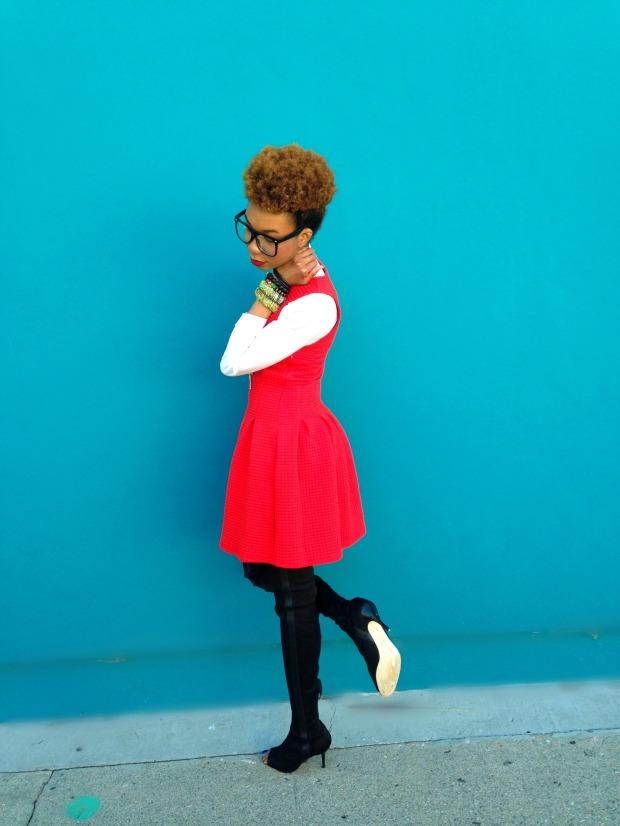 RED DRESS 25